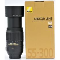 Objetiva Nikon 55-300mm Af Ed Vr
