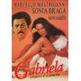 Dvd Gabriela- Cravo E Canela (lacrado) Com Sonia Braga