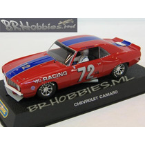 Autorama Scalextric Chevy Camaro 69 V/j Slot.it Scx Estrela
