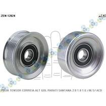 Polia Tensor Correia Direção Hidráulica Gol 1.8 S/ac - Zen