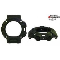 Capa Bezel G-shock Casio G-9000 Mudman Verde Militar G-9010