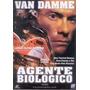 Dvd Agente Biológico [ Van Damme ]