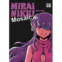 Diário Do Futuro - Mirai Nikki -jbc- Mosaic