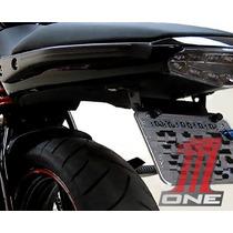 Eliminador De Rabeta Articulado Para Moto Er6n Kawasaki 2011