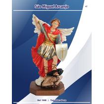 Imagens De Santos Católicos - São Miguel Arcanjo De Borracha