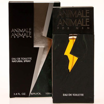 Perfume Animale Animale For Men Edt 100ml - Lacrado