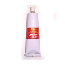 Cola Cimento Hobby Especial Para Modelismo - 60 Gr