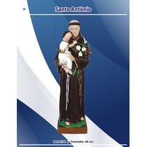 Imagens De Santos Católicos - Santo Antônio De Borracha
