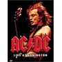 Dvd Ac/dc Live At Donington =import= Novo Lacrado