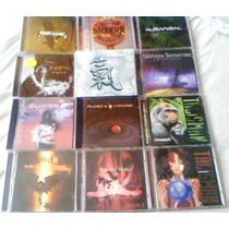 Vendo Coleção De 64 Cd De New Metal, Prog Metal , Hard Rock