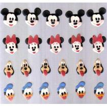30 Lembrancinhas* Turma Do Mickey* Aniversário / Maternidade