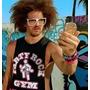 Camiseta Banda Lmfao Party Rock Gym - Lana Camisetas