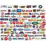 3550 - Logotipos Famosas Vetorizadas Editaveis Frete Gratis