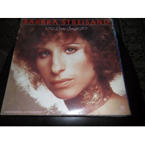 Lp Vinil Barbra Streisand - Love Songs