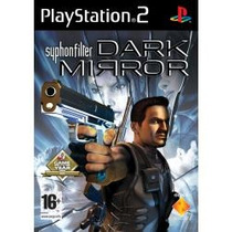 Syphonfilter Dark Mirror Jogo Para Ps2 ,lacrado E Original