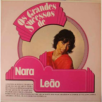 Nara Leão Lp Os Grandes Sucessos De Nara Leão 1982