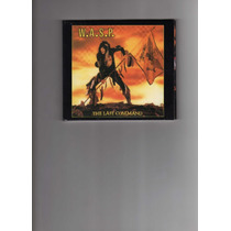 Cd Digipack Wasp - The Last Command Imp.semi Novo