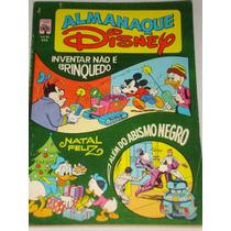 Almanaque Disney Nº 115 De 1980 Com Muitas Histórias Q. Novo
