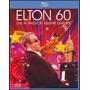 Blu-ray Elton John 60 Live At Madison Square Garden [eua]