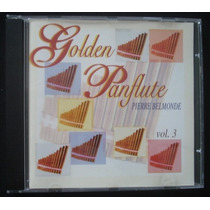 Pierre Belmonde - Golden Panflute - Cd Original