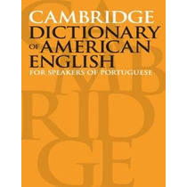 Cambridge Dictionary Of American English - Livro Novo