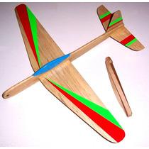 Aeromodelo Planador Dudu - Montado E Pronto Para Voar!