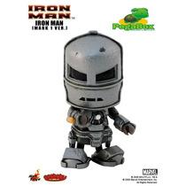 Boneco Mark Versão 1 - Coleção Iron Man 1 Cosbaby - Marvel