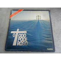 Lp Trilha Sonora Novela O Todo Poderoso 1979
