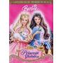 Dvd Original Do Filme Barbie - A Princesa E A Plebéia