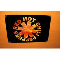 Decoração Bandas De Rock Red Hot Chili Peppers Nirvana