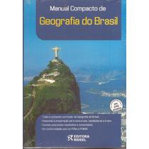 Livro Manual Compacto De Geografia