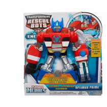 Transformers Rescue Bots Energize Optimus Prime Hasbro