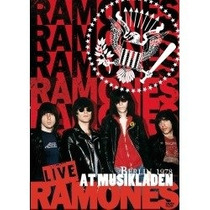 Dvd - Ramones - At Musikladen - Berlin 1978 - Lacrado
