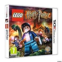 Jogo Lacrado Lego Harry Potter Years 5 - 7 Para Nintendo 3ds