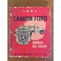 Manual De Serviços Caminhão Ford Década De 50
