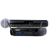 Shure Pgxd24/beta58 Sistema Sem Fio De Microfone Original