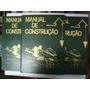 Livros - Manual De Construção 3 Volumes - G. Baud (eng°)