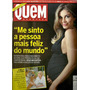 Revista Quem Acontece #600 - Xuxa Luiza Valdetaro Bonellihq