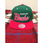 Boné Mitchell & Ness Milwaukee Bucks Snapback Nba Original