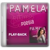 Pamela - Ritmo E Poesia - Raridade - Playback - Mk Music