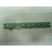 Placa Teclado (3106 103 30241) - Philips 32pfl3404/78