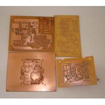 Papel Transfer P/ Pci Placa Circuito Impresso Confecção Pcb