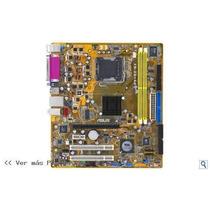 Placa Mãe Asus 775 P5vd2-mx Core2 Duo+ Outros Nova+ Acessóri
