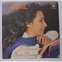 Compacto Vinil Katia - Lembrancas Triste Demais - Cbs - 1979