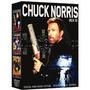 Dvd Coleção Chuck Norris Vol.lll Pack 3 Dvds