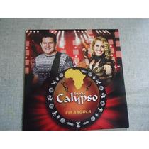 Cd Da Banda Calypso Em Angola Promocional