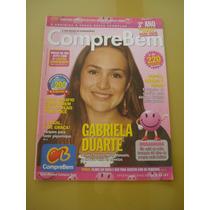 Revista Compre Bem Gabriela Duarte Ano 2007