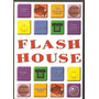 Dvd Flash House - Novo***