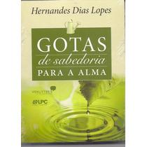 Gostas De Sabedoria Para A Alma - Livro - Gospel
