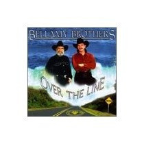 Cd Over The Line By Bellamy Brothers